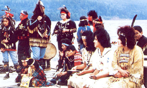 Indian Healing: shamanic ceremonialism in the pacific northwest today