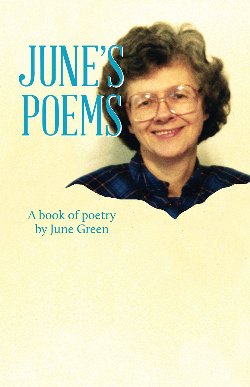 June's Poems: a book of poetry