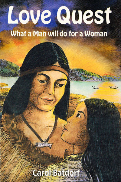Love Quest: what  a man will do for a woman