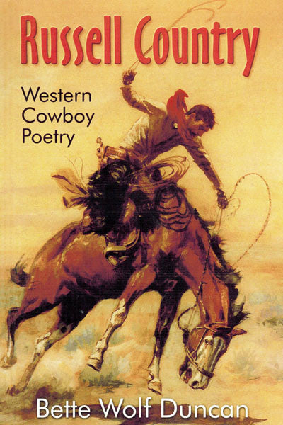 Russell Country: western cowboy poetry