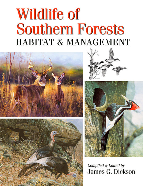 Wildlife of Southern Forests: habitat & management