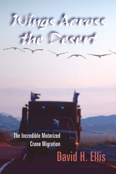 Wings Across The Desert: the incredible motorized crane migration