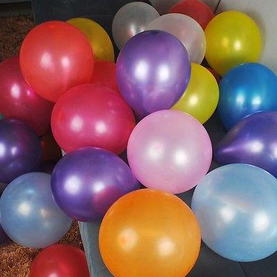 12-Pack, Latex Balloons Party Supplies, 12-inch, 12-piece