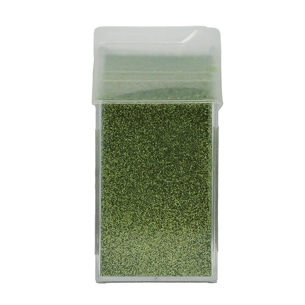 Art's & Craft Extra Fine Glitter Bottle, 1-1/2-Ounce, Pesto Green
