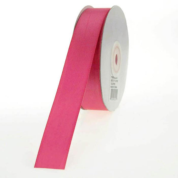 Double Faced Satin Ribbon, 7/8-inch, 25-yard, Mauve