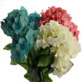 Artificial Hydrangea Spray, 23-1/3-Inch