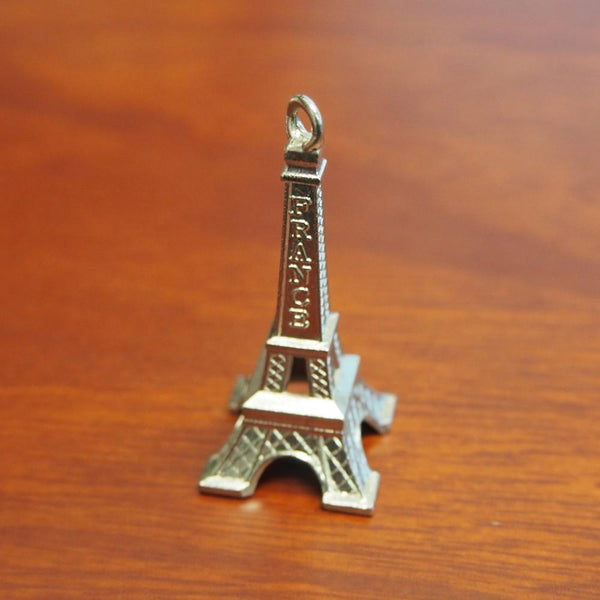 Mini Eiffel Tower Paris France Souvenir Charms