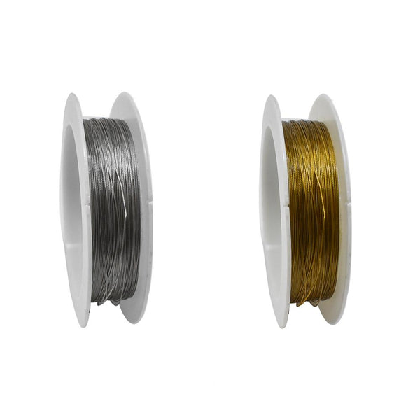 Tiger Tail Beading Wire, 39-feet
