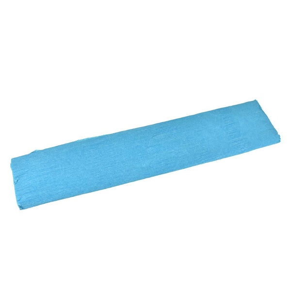 Party and Crafts Crepe Paper, Turquoise, 20-Inch, 8-Feet
