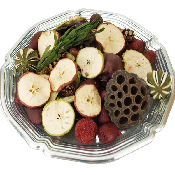 12-Pack, Apple Slices Botanical Blend Blend Fragrance Potpourri, 6 oz