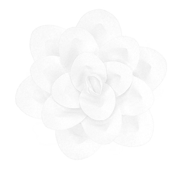 Paper Daisy Wall Flower, 11-1/2-Inch, White
