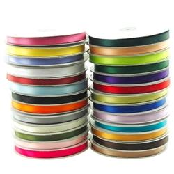 Double Face Satin Ribbon, 1/4-Inch, 50-Yard
