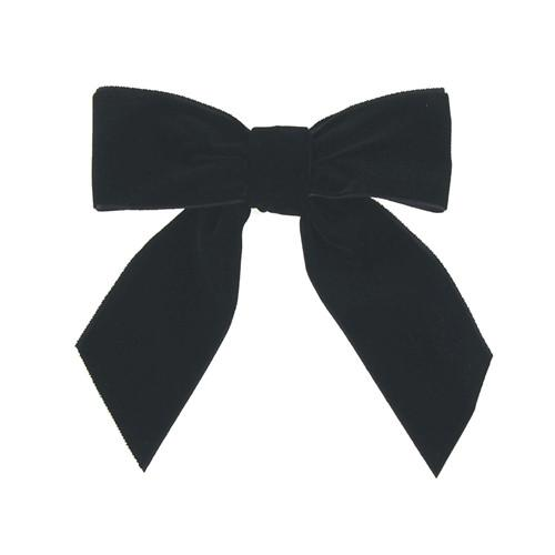 12-Pack, Pre-tied Velvet Bows, 1-1/2-Inch, 12-Piece