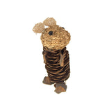 Winter Pine Cone Small Mouse Friends Decorations, 4-1/2-Inch