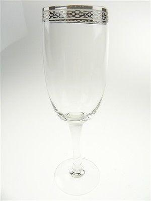 Glass Toasting Wine Champagne Flutes Cups, CLOSEOUT