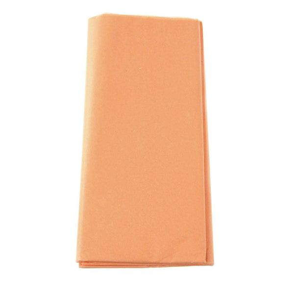 12-Pack, Art Tissue Paper, 20 Sheets, 20-inch x 26-inch, Peach