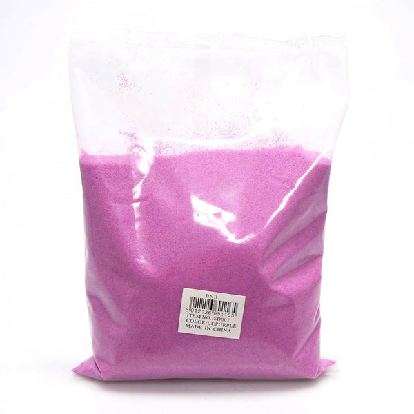 12-Pack, Fuchsia Colored Art Sand Vase Fillers and Crafts, 2-pound
