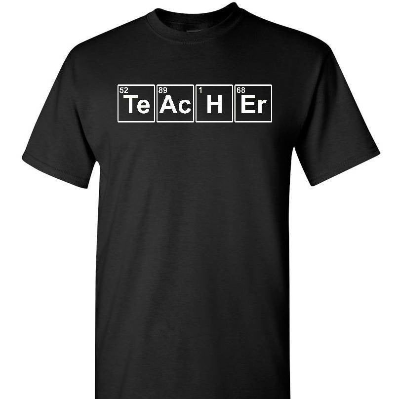 Teacher Element Shirt, Teacher Shirt, Teacher Gift, Gift For Teacher, Professor Gift, Student Gift, Teaching Gift, Student Teacher