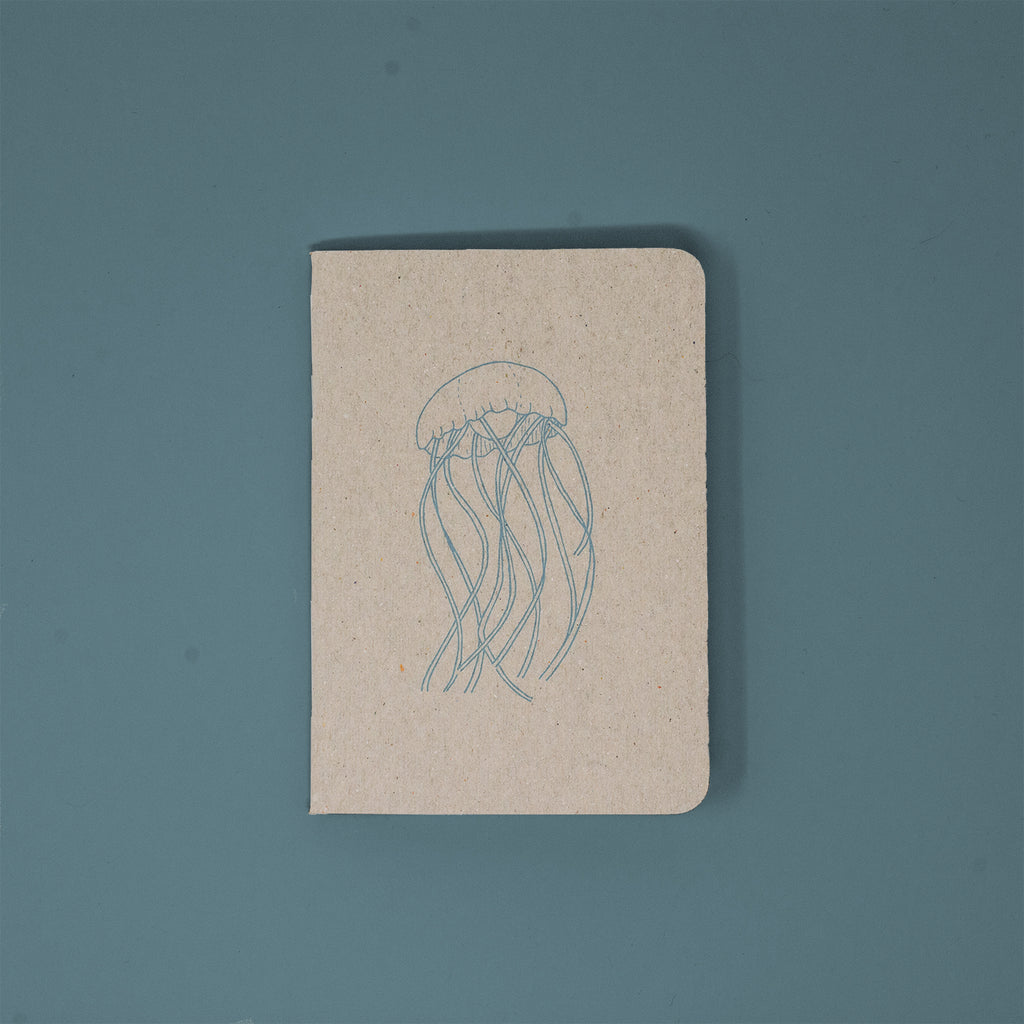 Jellyfish Pocket Notebook