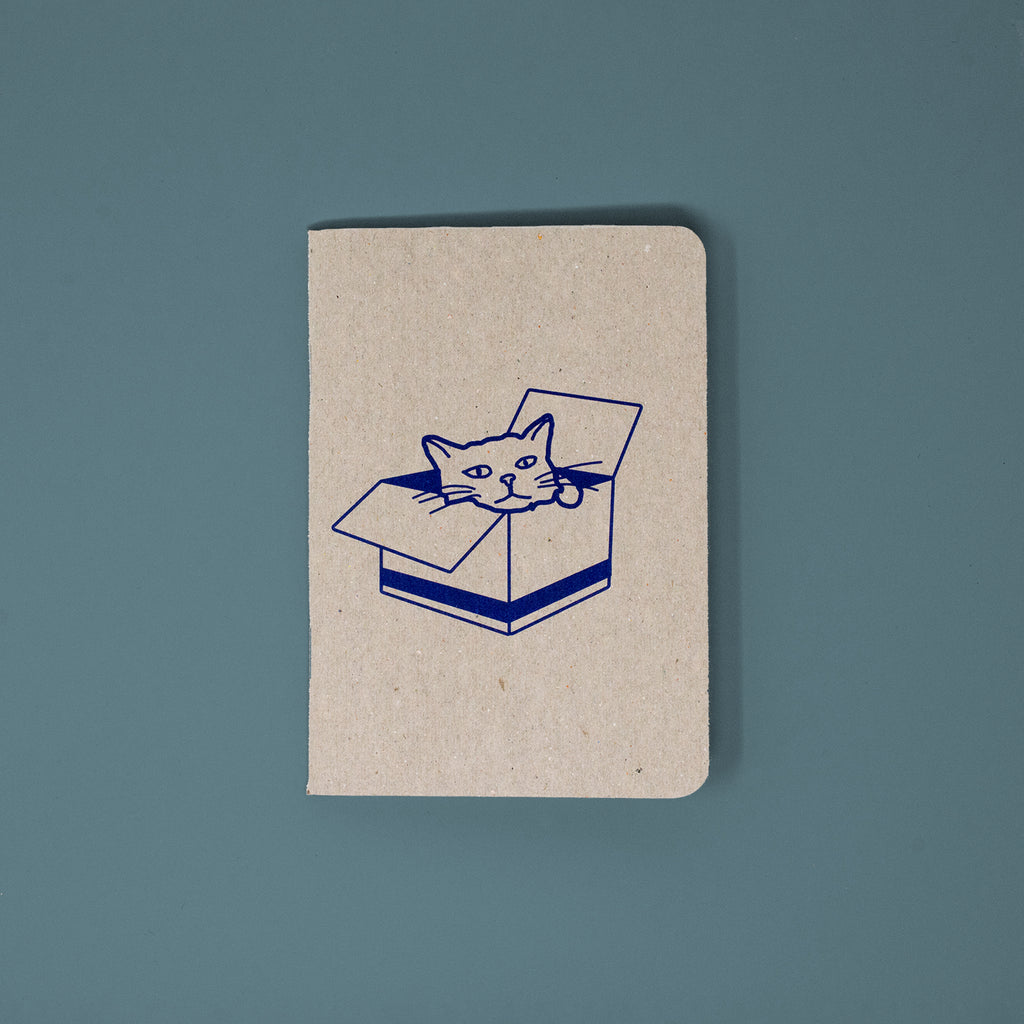 Cat Pocket Notebook