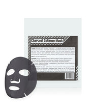 Load image into Gallery viewer, Charcoal Collagen Mask