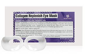 Collagen Replenish Eye Mask - Martinni