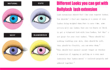 Load image into Gallery viewer, Dollylash - Mink Eyelashes