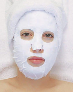 Milk Collagen Facial Mask