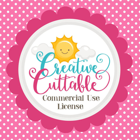 Creative Cuttables Commercial Use License