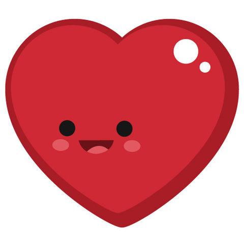 Cute Kawaii Boy Heart