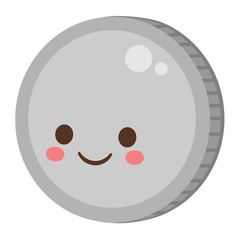 Happy Gumball Machine Coin