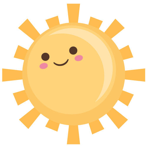 Cute Kawaii Sun