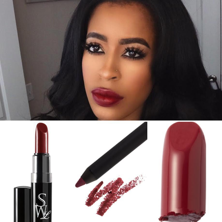 Brick House Lip Kit (2 items) - SWL Collection