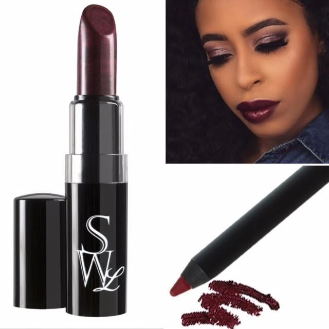 Superwoman Lip Kit (2 items) - SWL Collection