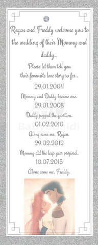 [Wedding_welcom_banner] - Babyobaidi