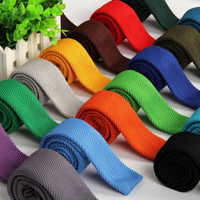 Knitted Neckties