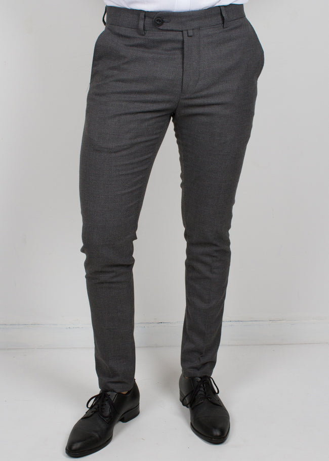 Dark Gray Trousers - Gentlemen's Crate