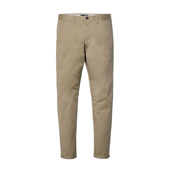 Deep Khaki Chino - Gentlemen's Crate