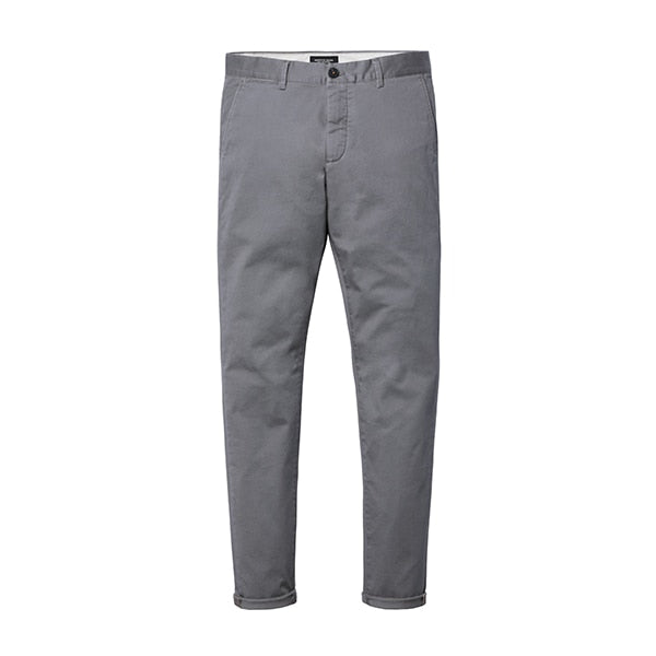 Grey Chino - Gentlemen's Crate