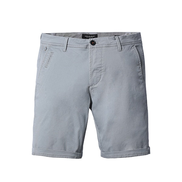 Light Gray Shorts - Gentlemen's Crate