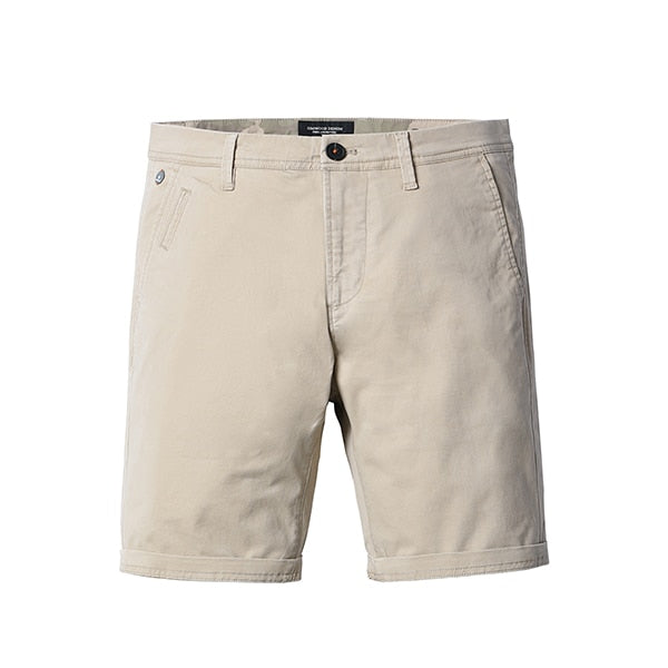 Light Khaki Shorts - Gentlemen's Crate