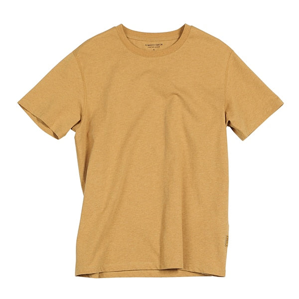 Yellow T-shirt - Gentlemen's Crate
