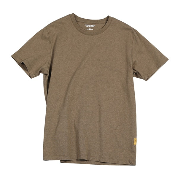 Brown T-shirt - Gentlemen's Crate