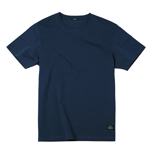 Navy T-shirt - Gentlemen's Crate