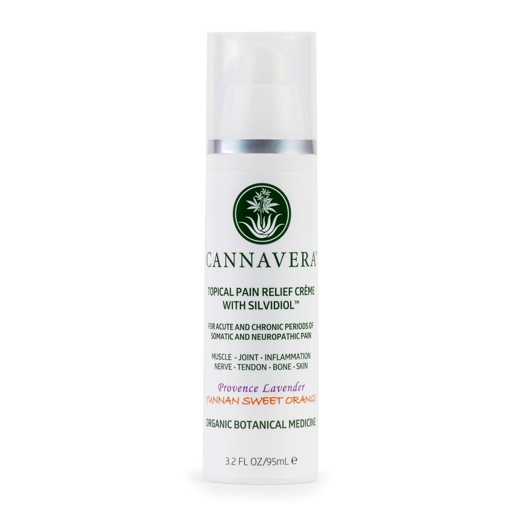 CANNAVERA® Topical Pain Relief Crème