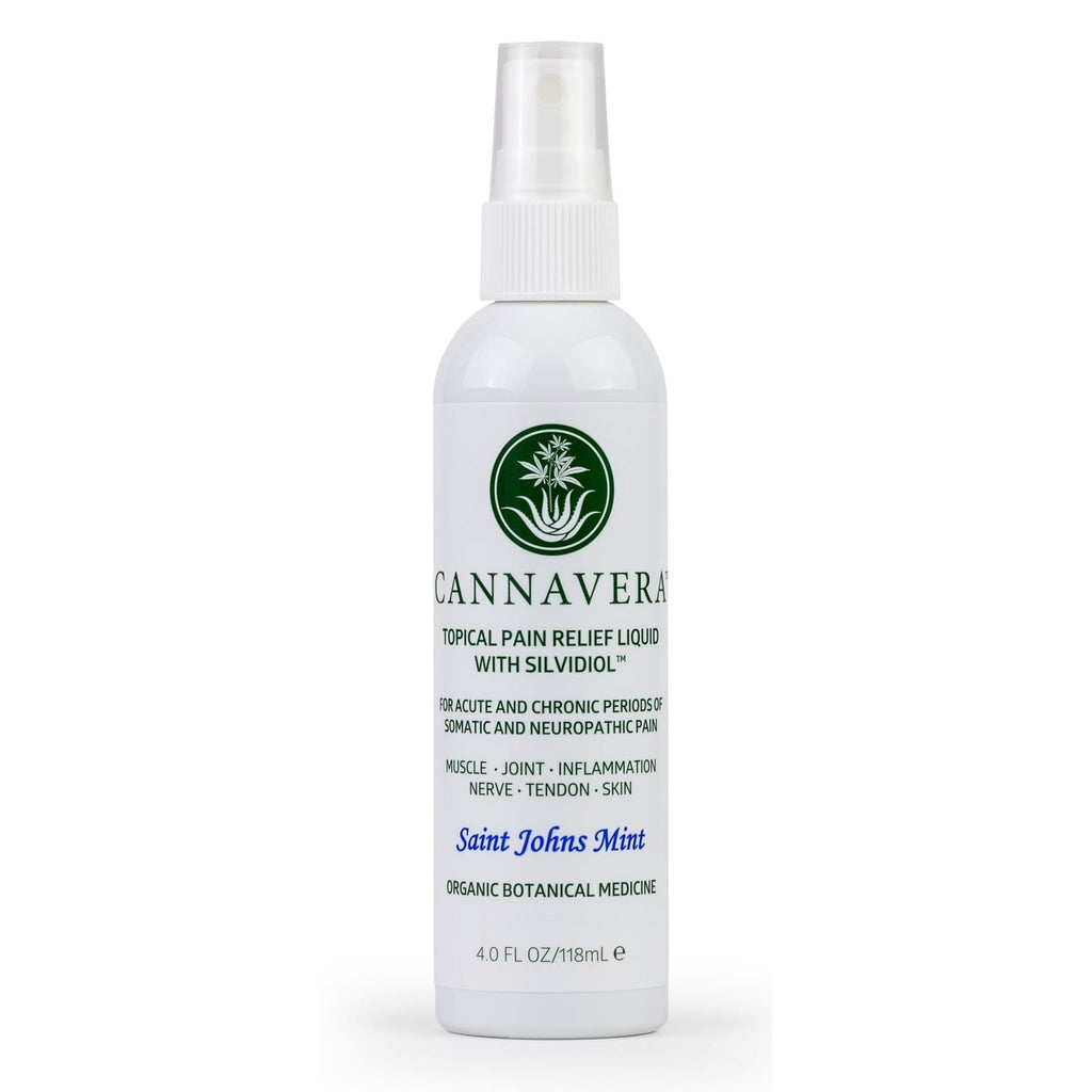 CANNAVERA® Topical Pain Relief Liquid Spray