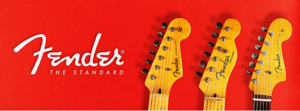 Fender Instruments and Accessories Now Available at Engadine Music