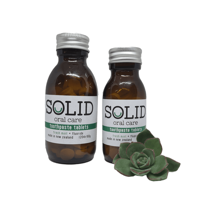 Solid toothpaste tablets General Solid Oral care