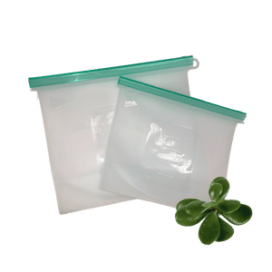 The Hippie Straw (SET OF 2) SILICONE BAGS General The Hippie Straw