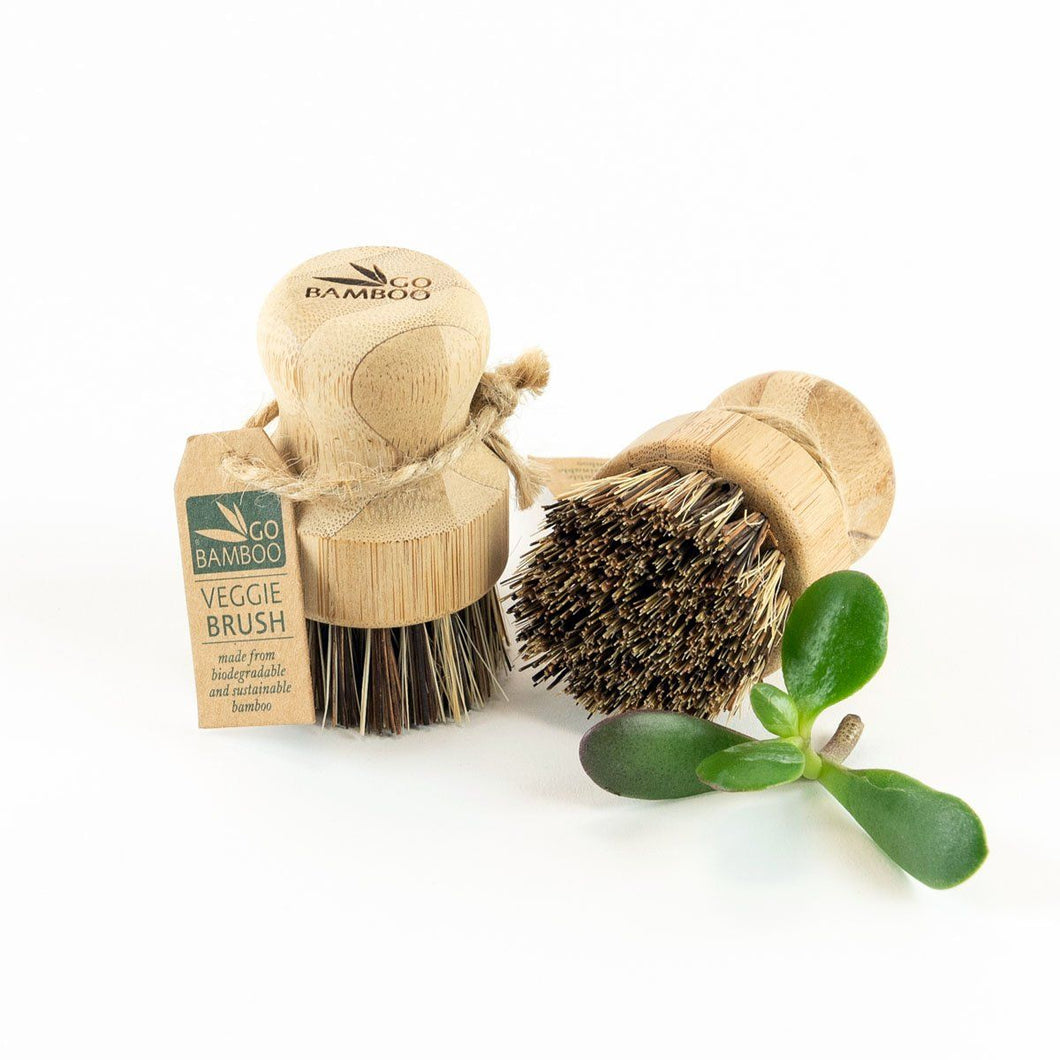 Go Bamboo Vege Brush General Go Bamboo
